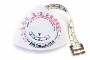 "BMI Tape Measure - 60"" / 1.5m"