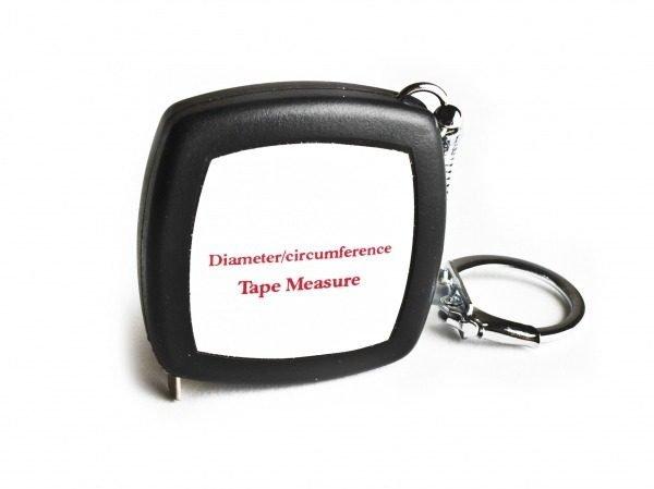 Diameter Pi Steel OD Tape Measure