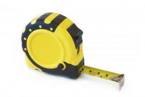 Series A1 - 16ft / 5m Steel Tape Measure