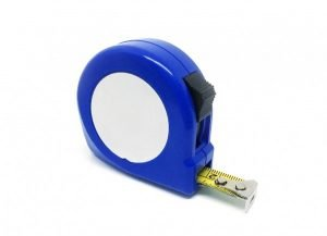Series 35B - 10ft / 3m Pocket Steel Tape Measure (Blue)