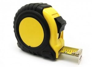 Series 85 - 25ft Steel Tape Measure