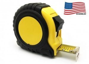 Series 85 - 25ft Steel Tape Measure - USA Assembled