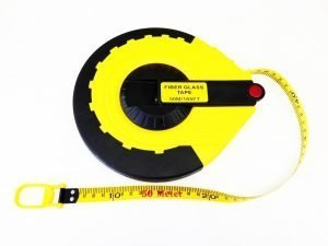 GD-12 165ft / 50m Surveyor Tape Measure